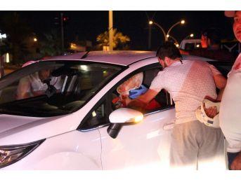 Trafik Kazasından 3 Araç Birbirine Girdi, Bir Hakim Yaralandı