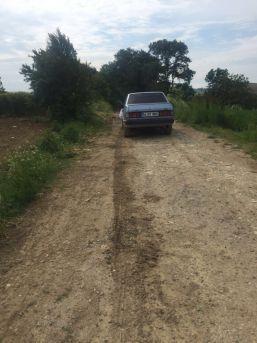 Kocaali'de Çalınan Otomobil Kaynarca'da Bulundu