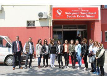 Samulaş'tan 'sosyal Sorumluluk' Projesi