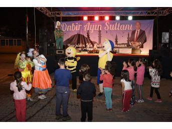 Tekkeköy'de Ramazan Etkinlikleri