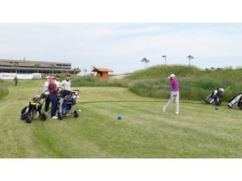 Türkiye Golf Turu'nun 7. Ayağı Samsun'da Başladı