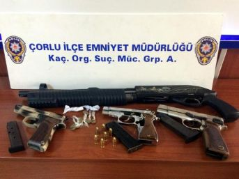 Çorlu'da Uyuşturucu Operasyonu: 7 Gözaltı