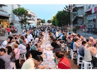 Süleymanpaşa Belediyesi Mahalle İftarları Başlıyor