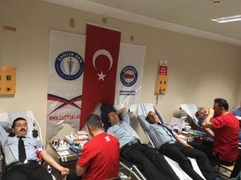 Kdz. Ereğli Sağlık-sen Şubesi Kan Bağışı Kampanyası Düzenledi