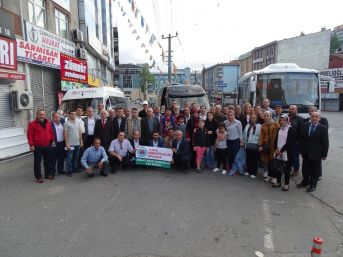 Kdz. Ereğlili Çiftçiler Ankara'da Buluştu