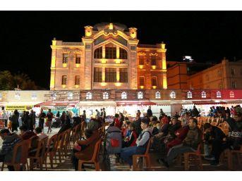 Aksaray'da Ramazan Sokağı Hizmete Girdi