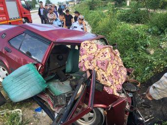 Amasya'da Kaza: 1 Ölü, 2 Yaralı