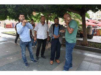 """Antalya'da """"huzurlu Sokaklar Uygulaması"""""""