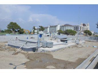 Manavgat Titreyengöl Terfi Merkezi Tamamlandı