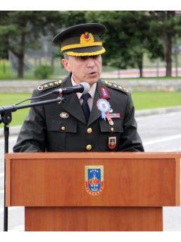 Eski Bolu İl Jandarma Komutanı'na Fetö'den Dava...