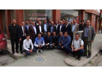 Mehmet Şerif Karaca Güven Tazeledi