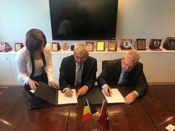 Credendo İle Eximbank İş Birliği Anlaşması İmzaladı