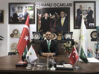 Osmanlı Ocakları Genel Başkanı İstanbul'un Fethini Kutladı