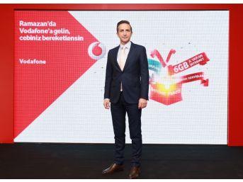 Vodafone Ramazan İçin 'dijital Bereket Paketi'ni Tanıttı