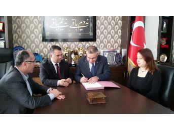Safranbolu Belediyesinden Maaş Protokolü