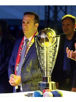 Yeni Malatyaspor Başkanı Gevrek'ten Transfer Müjdesi