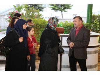 Başkan Akdoğan Şehit Ve Gazi Yakınlarıyla İftarda Buluştu