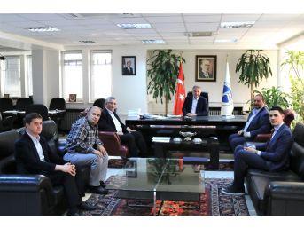 Saü İle Yunus Emre Enstitüsü Arasında 'türkçe Yaz Okulu' Anlaşması