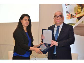 Samsun Tso'ya Proje Ödülü