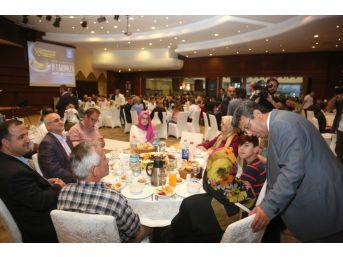 Şehit Ve Gazi Aileleri İftar Yemeğinde Bir Araya Geldi