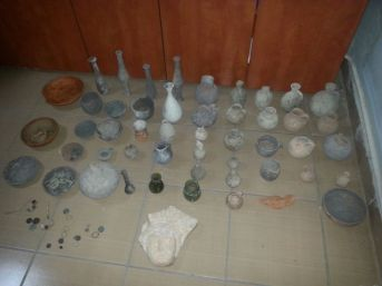 Aslanapa'da Tarihi Eser Operasyonu