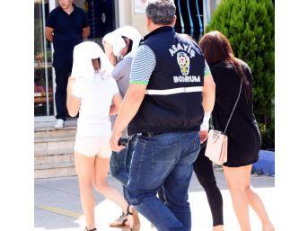 Bodrum'da Fuhuş Operasyonu: 6 Gözaltı