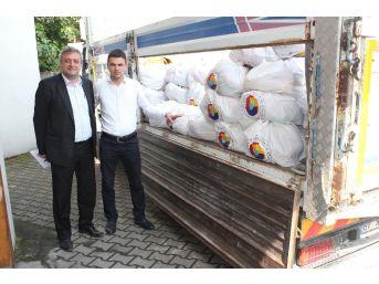 Devrek Tso' Dan İhtiyaç Sahiplerine Gıda Yardımı
