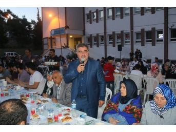 Amasya Belediyesi'nden Her Gün Bin Kişiye İftar
