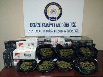 Denizli'de Uyuşturucu Operasyonu: 19 Kişi Tutuklandı