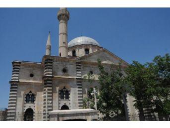 Başbakan Yardımcısı Kaynak Ve Görmez Gaziantep'te Cami Açtı
