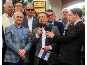 """(özel Haber) Ahnet Nur Çebi: """"burak Yılmaz Kim?"""""""