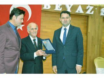 Yarım Asırlık Avukata Onur Ödülü