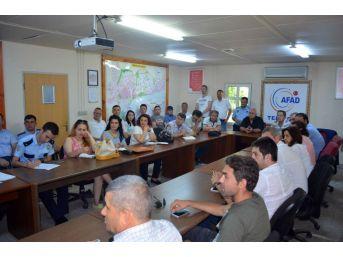 Tamp Bilgi Yönetimi, İzleme Ve Değerlendirme Toplantısı
