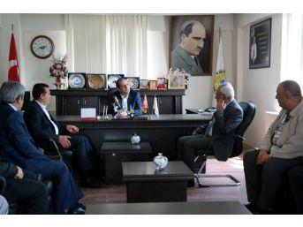 Gümrük Ve Ticaret Bakan Yardımcısı Çiftci Erciş'te