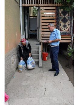 Sorgun'da 2 Bin Aileye Gıda Yardımı