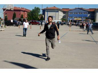 Zonguldak'ta Lys Maratonu