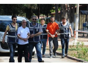 Baba- Oğulun Öldürüldüğü Arsa Kavgasında 5 Şüpheli Adliyede