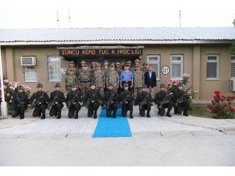 Genelkurmay Başkanı Akar, Eruh'ta Askerlerle İftar Yaptı