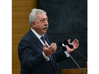"""Tesk Genel Başkanı Palandöken: """"çocuk İşçiliğini Bitirmeye Kararlıyız"""""""