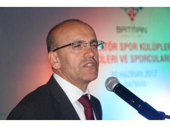 Başbakan Yardımcısı Şimşek: Türkiye Ekonomisi Tekrar Yükselişe Geçti