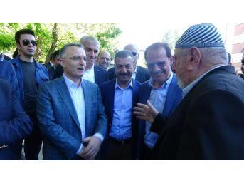 Maliye Bakanı Ağbal: Terörün Her Türlüsünü Lanetliyoruz