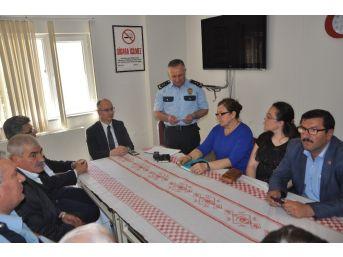 Bozüyük Polisinin Bilgilendirme Toplantısı