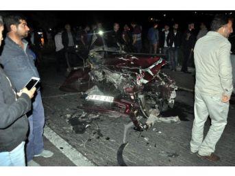 Bitlis'Te Kaza: 3 Ölü, 8 Yaralı