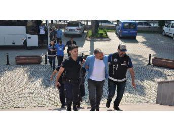 İnegöl'de Organize Suç Örgütü Üyesi 3 Kişi Tutuklandıı