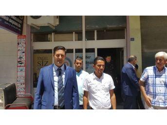 Başkan Gülenç, Vatandaşlarla Bayramlaştı