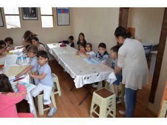 Düzce Belediyesi Yaz Kültür Kursları Başladı