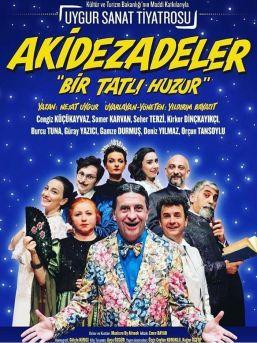 Uygur Tiyatro Ramazan Sokağında Sahnelenecek
