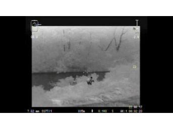 Pkk'lı Terörist Yunanistan'a Kaçarken Yakalandı (2)