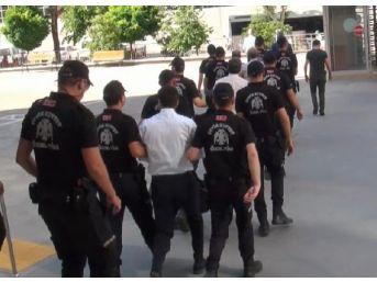 Gaziantep'te Fetö Operasyonuna 4 Tutuklama