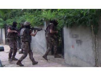 Gaziantep'te Pkk Operasyonuna 4 Tutuklama